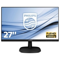 "MON 27"" IPS VGA HDMI DP VESA MM PHILIPS 273V7QJAB 16:9 1000:1 5M"