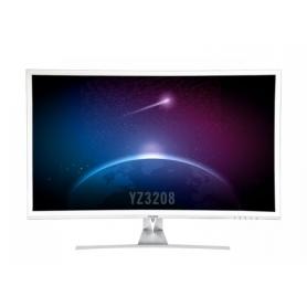 """MON 32""""IPS CURVO VGA HDMI VESA YASHI YZ3208 16:9 60HZ 2MS"""