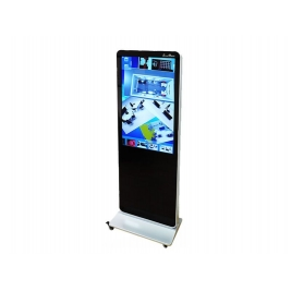 """TOTEM 55"""" FULLHD MTOUCH INFRARED PLAYER ANDROID INTEGRATO BIFACC"""