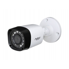 CAMERA BULLET 720P 3,6MM WH IP67 IR20M DC12V 4IN1 ADJ