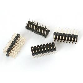 3x8 Male Header - 4 pack