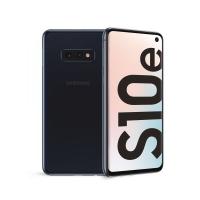 "SMARTPHONE SAMSUNG GALAXY S10E 5,8"" BLACK 128GB+6GB DUAL SIM ITA"
