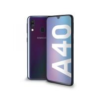 """SMARTPHONE SAMSUNG GALAXY A40 5,9"""" BLACK 64GB+4GB DUAL SIM OPERA"""