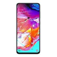 "SMARTPHONE SAMSUNG GALAXY A70 6,7"" WHITE 128GB+6GB DUAL SIM"