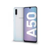 "SMARTPHONE SAMSUNG GALAXY A50 6,4"" WHITE 128GB+4GB DUAL SIM"