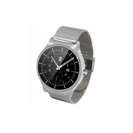 OROLOGIO GOCLEVER SMARTWATCH FIT WATCH ELEGANCE SILVER