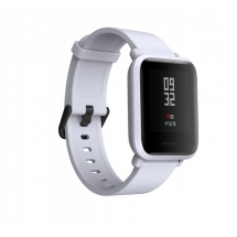 """SMARTWATCH 1,28"""" TOUCH ANDROID/IOS XIAOMI AMAZFIT BIP WHITE BLUE"""