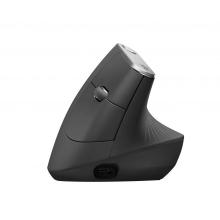 MOUSE MX LOG TRACKBALL WIRELESS USB NERO VERTICAL
