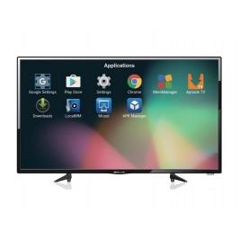 "TV 55"" BOLVA 4K SMART H265/S2/USB CUFFIA GOOGLE PLAY ANDROID"