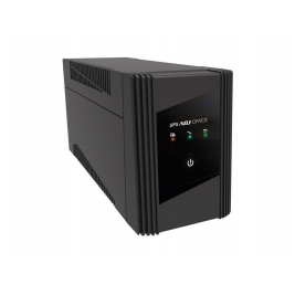 UPS 900 VA DESKTOP LINE INT.OFFICE SERIES 2*SCHUKO+USB BK ADJ