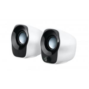 SPEAKER LOG Z-120 2.0 BIANCO RET 1,2W 3,5MM LOGITECH