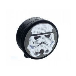 SPEAKER BLUETOOTH TROOPER MARVEL RECHARGEABLE BATTERY - 3-4 HOUR