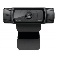 WEBCAM LOGITECH C920 HD PRO USB2 15MP FHD 1920X1080 LOGITECH