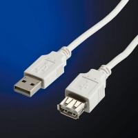 CAVO USB 2.0 A-5PIN MINI 1,8MT WHT
