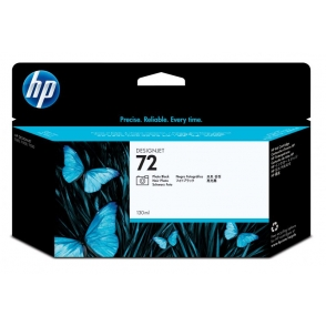 INK HP C9370A N.72 NERO 130ML