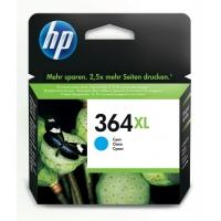 INK HP CB323EE N.364XL CIANO ALTA CAPACITA