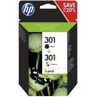 INK HP N9J72AE HP 301 NERO/TRICOMIA PER DESKJET 2050