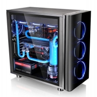 CASE MID-TOWER NO PSU VIEW 31 TG USB 3.0*2 2.0*2 VETRO TEMPERATO