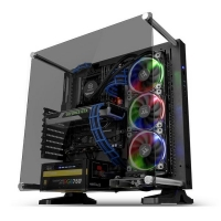 CASE MID-TOWER NO PSU CORE P3 TG USB 3.0*2 2.0*2 VETRO TEMPERATO