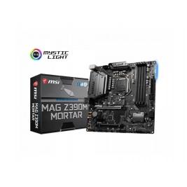 MB MSI Z390M MORTAR S1151 8XXX/9XXX 4D4 4S3 M.2 4U3 HDMI/DP