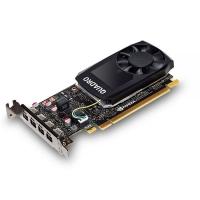 VGA PNY NVIDIA QUADRO P1000 4GB DDR5 128BIT 4XMDP PCI-E