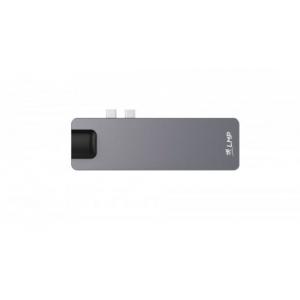 DOCK COMPACT LMP USB-C SPACEGRAY