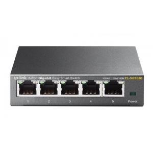 SWITCH 5P GIGABIT EASY SMART MTU/PO RT/TAG-BASED VLAN