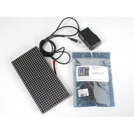 Nootropic RGB Matrix Backpack Kit + 16x32 Matrix Starter Pack