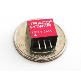 Mini DC/DC Step-Down (Buck) Converter - 5V  1A output