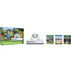 MICROSOFT XBOX ONE S 500 INCLU. MINECRAFT