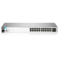 SWITCH HP ARUBA 2530-24G 24P RJ-45 GIGABIT ETHERNET 4SFP NO POE