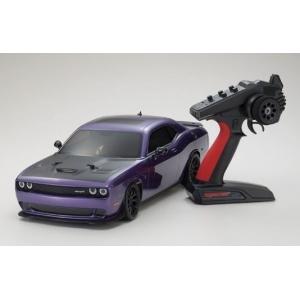 Fazer MK2 Dodge Challenger SRT DEMON 1:10 READYSET