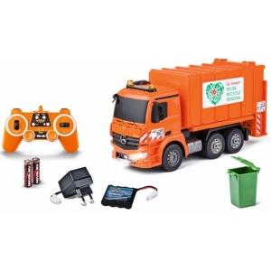 Mercedes Garbage Truck 2.4 Ghz 1:20