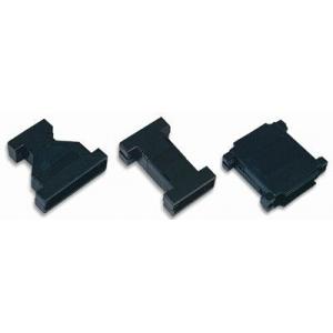 Calotta per D-Sub 9 / 9 poli in plastica