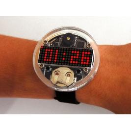 SolderTime II DIY watch kit