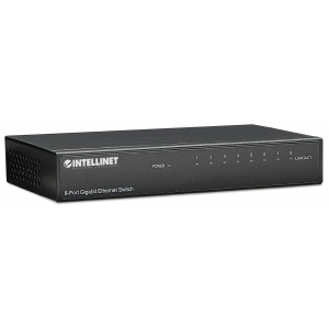 Ethernet Switch Gigabit 8 porte Desktop