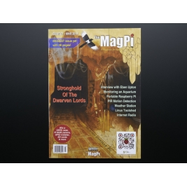 The MagPi - Issue 21
