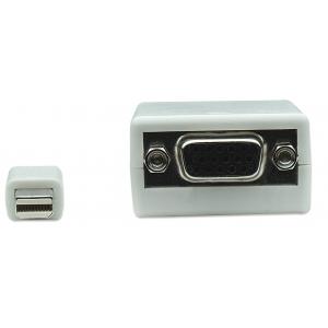 Adattatore Mini DisplayPort (Thunderbolt) 1.1 / VGA 15cm Bianco
