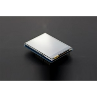 2.8 (inches) TFT Touch Shield with 4MB Flash for Arduino and mbe