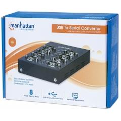 Convertitore da USB a 8 porte seriali