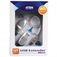 Extender USB su Cavo di Rete RJ45 Cat.5/5E/6 fino a 60m, UCE60