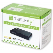 Splitter HDMI 4K UHD 3D 2 vie