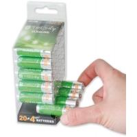 Multipack 24 Batterie High Power Stilo AA Alcaline LR06 1,5V