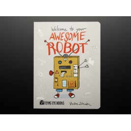 Welcome to your Awesome Robot by Viviane Schwarz