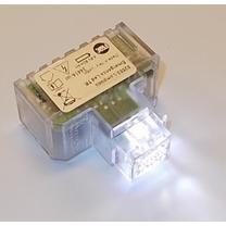 Lampada di Emergenza LED da Incasso con Aggancio Keystone