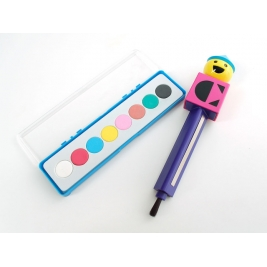 Colorforms Brush with Genius