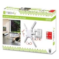 Supporto a Muro Ultra Slim per TV LED LCD 23-55   Bianco