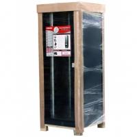 Armadio Server Rack 19   800x1000 42U Nero Doppia Porta Grigliat