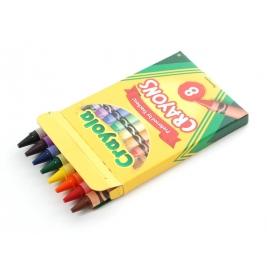 Crayola Crayons - Rainbow 8 Pack