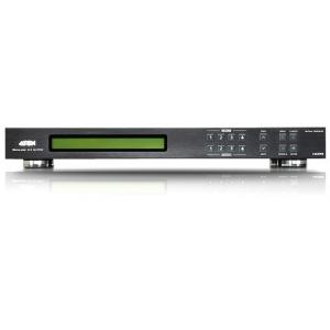 Switch Matrix 4x4 HDMI con Videowall & Scaler, VM5404H